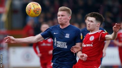 Moore helped Southend to achieve a final-day escape from relegation to League Two