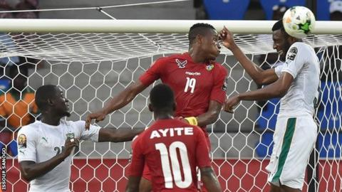 Ivory Coast and Togo could not find a way past each other