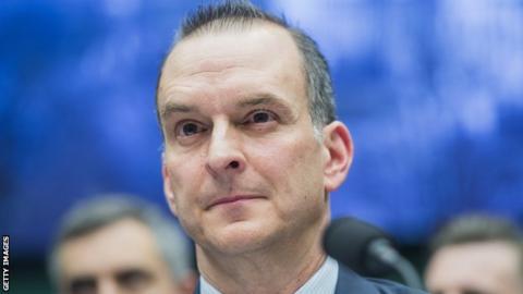 US anti-doping agency boss Travis Tygart