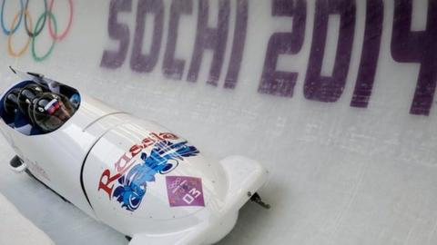 The 2014 Winter Olympics were held at Sochi