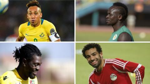 Afcon 2017