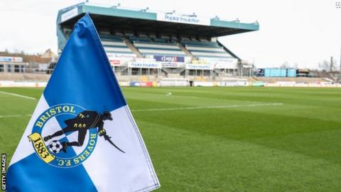 Bristol Rovers' Memorial Stadium