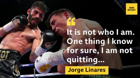 Linares quote