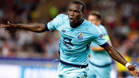 Cameroon and Porto striker Vincent Aboubakar