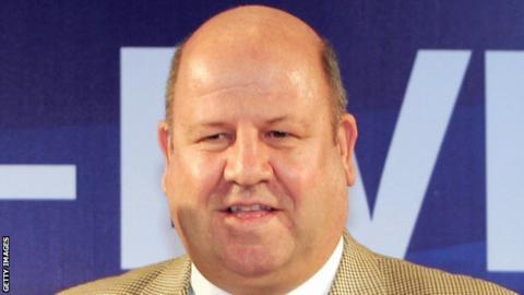 Keith Wyness