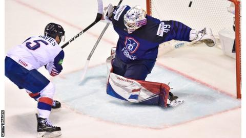 Ice Hockey World Championship Great Britain Stay In Top Flight