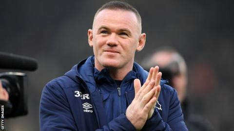 Rooney keen to begin Derby stint with eye on Premier League promotion