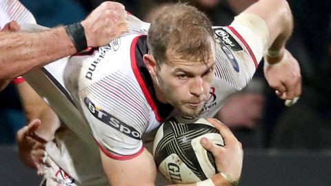Will Addison has made a big impression since arriving at Ulster from Sale in the summer of 2018 but his time with the Irish province has been hindered by injury