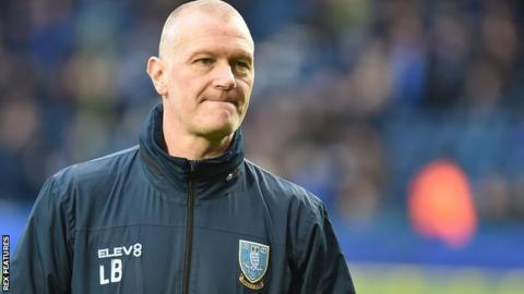 Sheffield Wednesday caretaker boss Lee Bullen