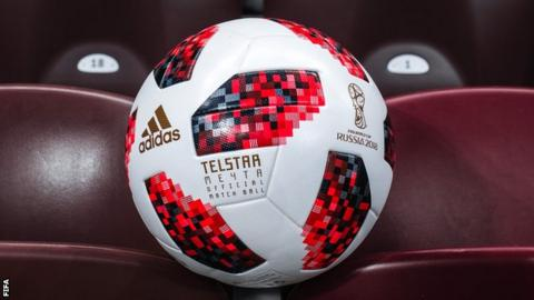 The Telstar Mechta ball