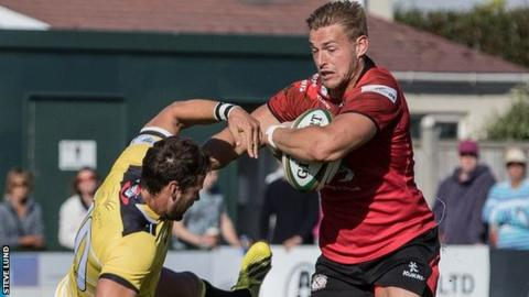 Jersey v Cornish Pirates