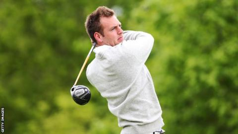 Gavin Hay is making his European Tour debut at the Wentworth Club