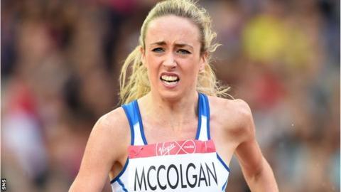 Eilish McColgan