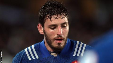 Hefty ban puts France lock Paul Gabrillagues' RWC in jeopardy