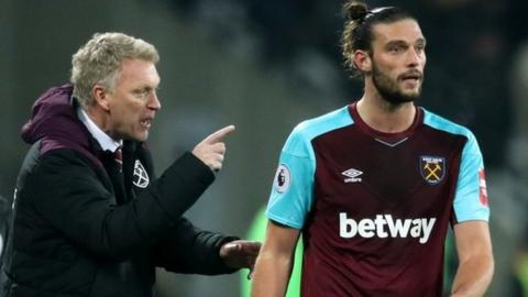 Moyes reveals Hammers attacker in squad, duo unavailable