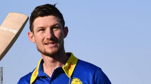 Cameron Bancroft scored 726 runs for Durham at an average of 45.37 in nine County Championship matches this season