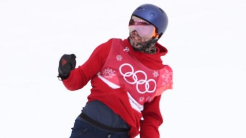Billy Morgan's third run wins him bronze in Big Air