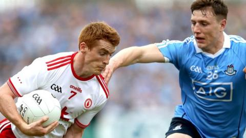 Influential Tyrone player Peter Harte is likely to renew his personal duel with Dublin defender John Small
