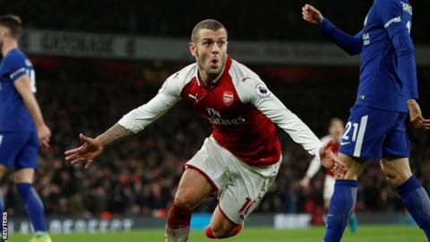 Image result for arsenal 2-2 chelsea