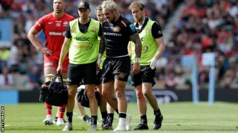 Jack Nowell: England wing to go to World Cup despite recent appendicitis