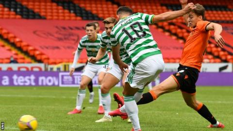 sports Albian Ajeti's strike turns one point into three for Celtic