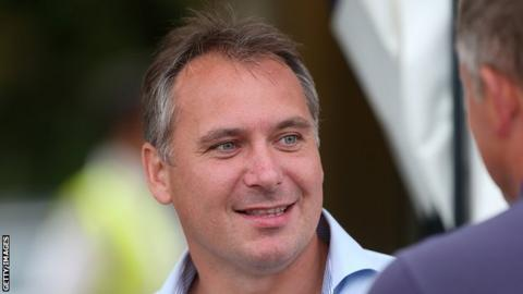 Stewart Donald has invested more than £10m in Eastleigh since 2011
