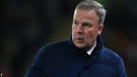 Kenny Jackett led Wolves to promotion in April 2014 to cap a memorable first season in charge