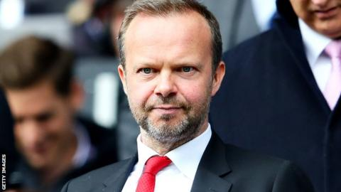 Glazers have no plans to sell Manchester United, says Ed Woodward