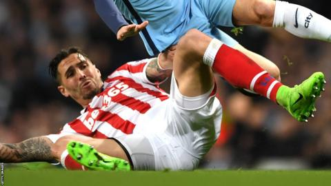 Geoff Cameron of Stoke