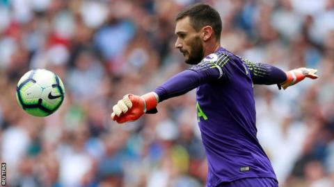 Tottenham captain Hugo Lloris arrested