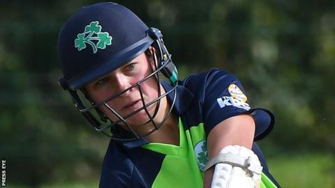 Ireland batter Clare Shillington