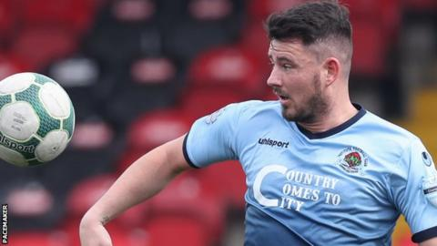 NI League Cup: Institute edge out PSNI to make third round