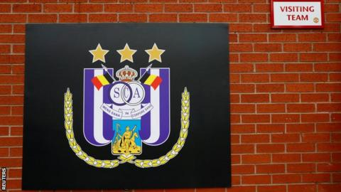 Anderlecht football club