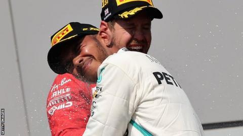 Hamilton/Vettel