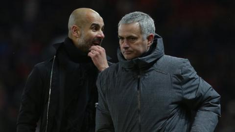 Mourinho and Guardiola not giving an inch on tunnel fracas