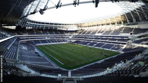Tottenham extend Wembley stay as wait for new stadium goes on