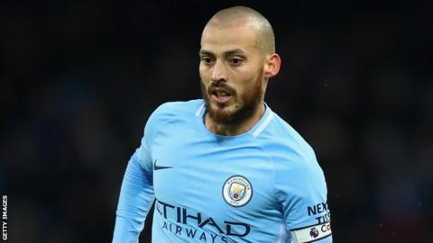 Man City's Silva explains recent absence