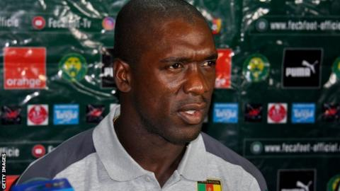 Africa Cup of Nations 2019: Seedorf says Cameroon are ready despite bonus row