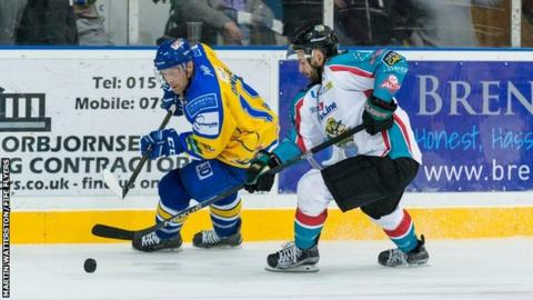 Ryan Dingle won man of the match on Saturday for Fife and scored their third goal at Braehead