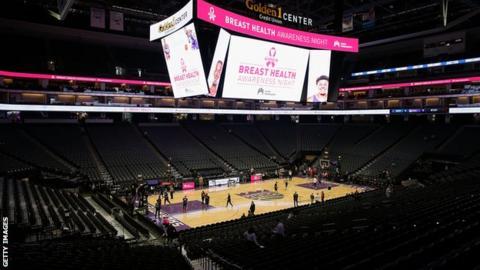 Sacramento Kings: Former executive Jeffrey David jailed for £10.5m fraud of team