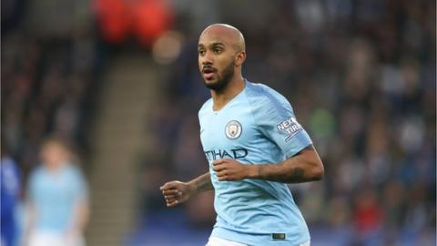Fabian Delph: Everton closing in on Manchester City midfielder