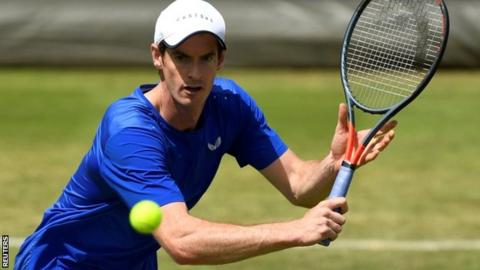 Winner Andy Murray contemplates playing singles at US Open