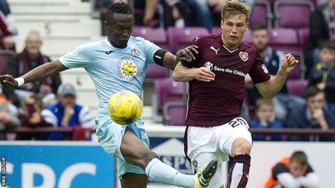 Partick Thistle lost 3-0 on their last visit to Tynecastle