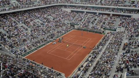 Tennis grand slam postponed to September