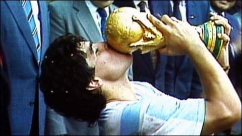 Divisive Dynamo Diego Maradona