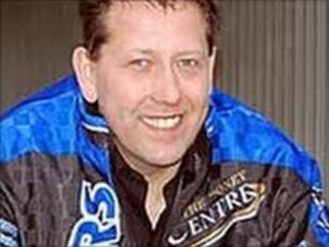 King's Lynn Stars Team Manager Rob Lyon