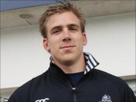 Chauncey O'Toole has signed for Glasgow
