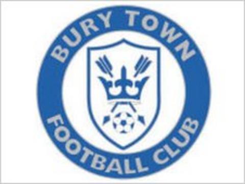 Bury Town logo