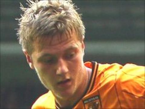 Hull City defender Liam Cooper