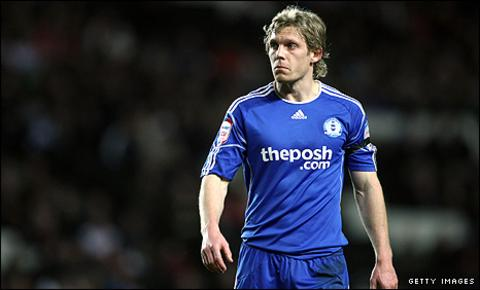 Peterborough's Craig Mackail-Smith